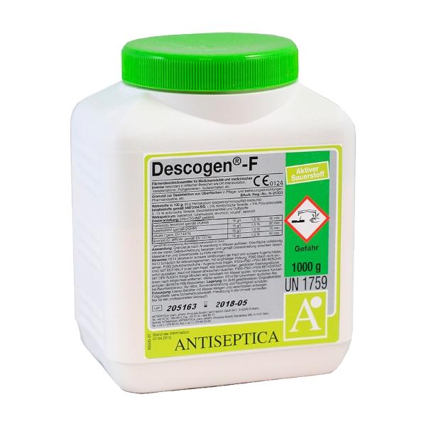 ANTISEPTICA - Descogen F